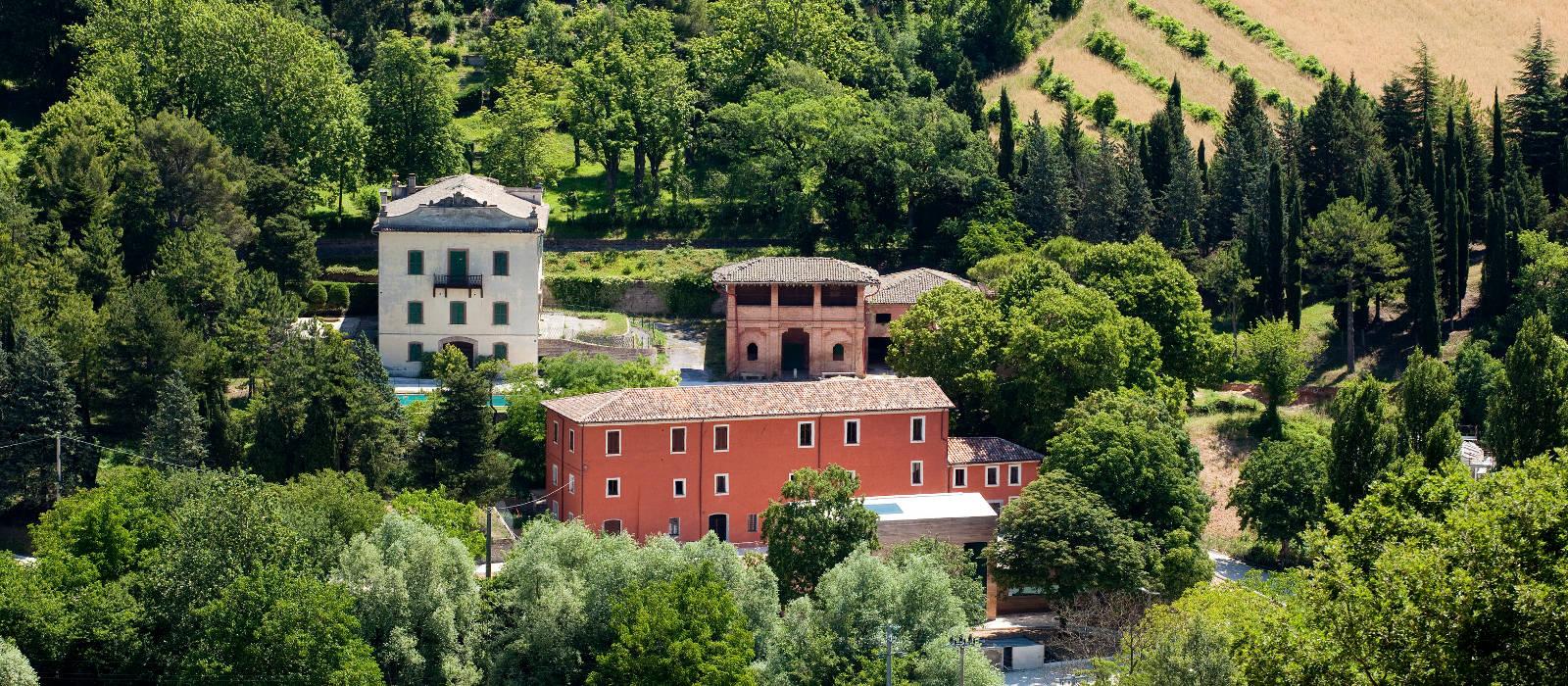 CoWorking Villa Miliani Factory